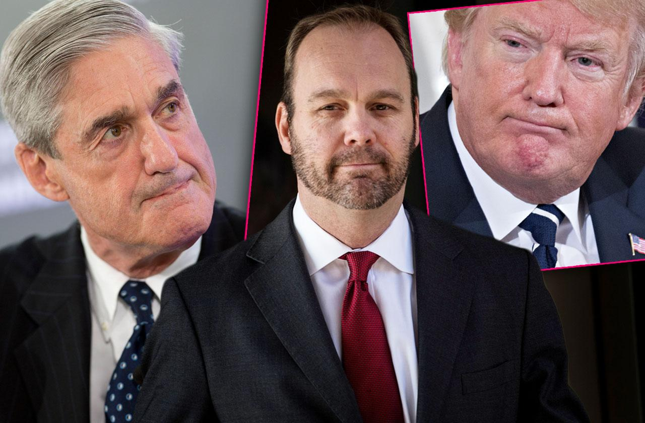 former trump official rick gates pleads guilty