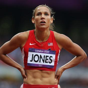 //lolo jones fail olympics getty