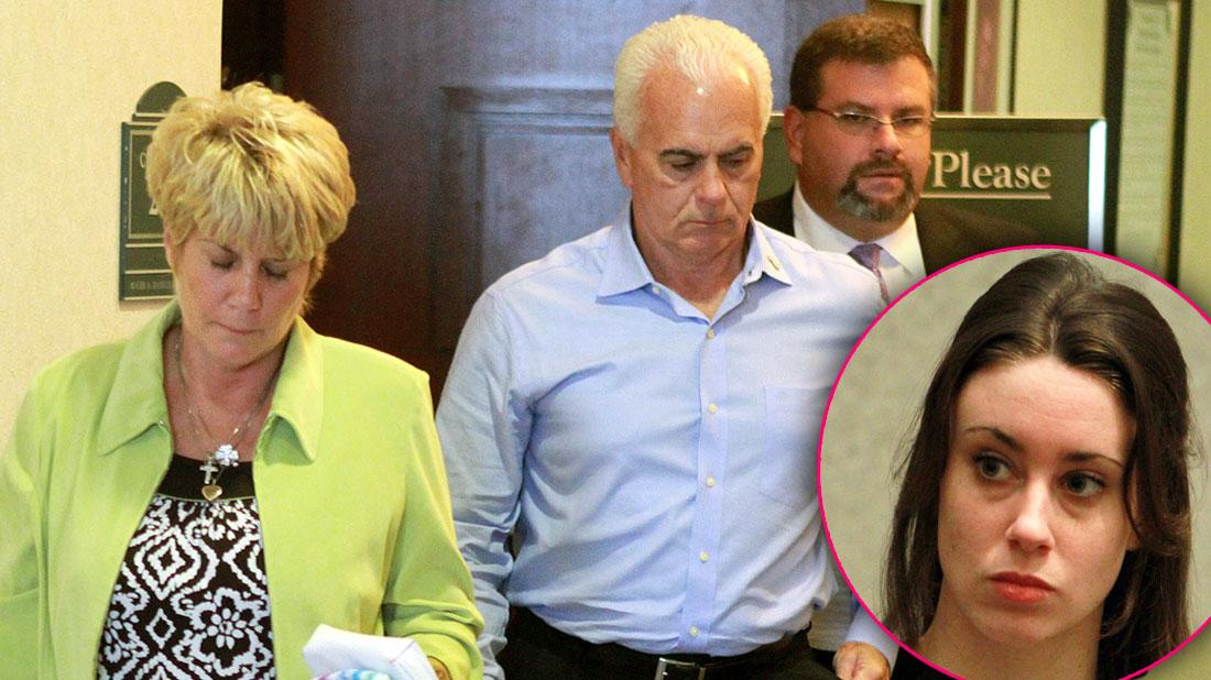 Casey Anthony's Parents Lose In Court In Home Foreclosure Case