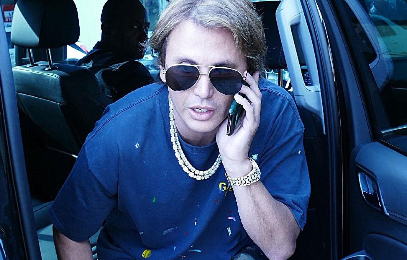 Jonathan Cheban Beverly Hills Necklaces