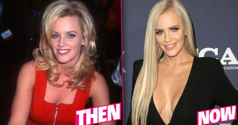 Jenny McCarthy's Plastic Surgery History Exposed