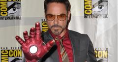 Robert Downey Jr. Hints This Could Be His Final Iron Man