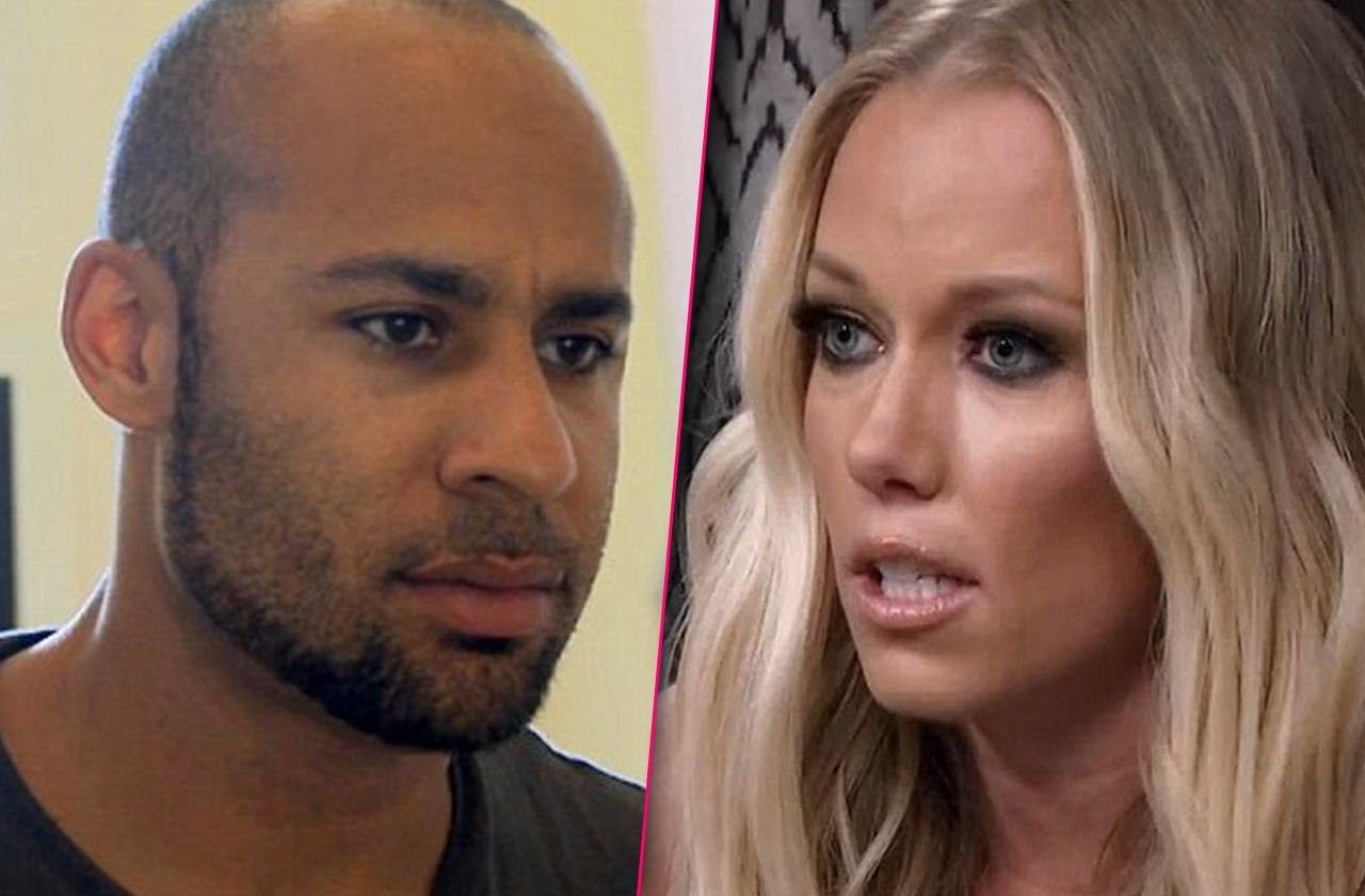 Kendra Wilkinson Fight Hank Baskett Divorce