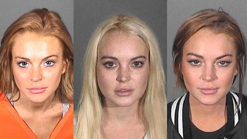 //Lindsay Lohan Community Service