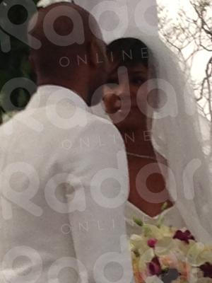 //kelly rowland wedding