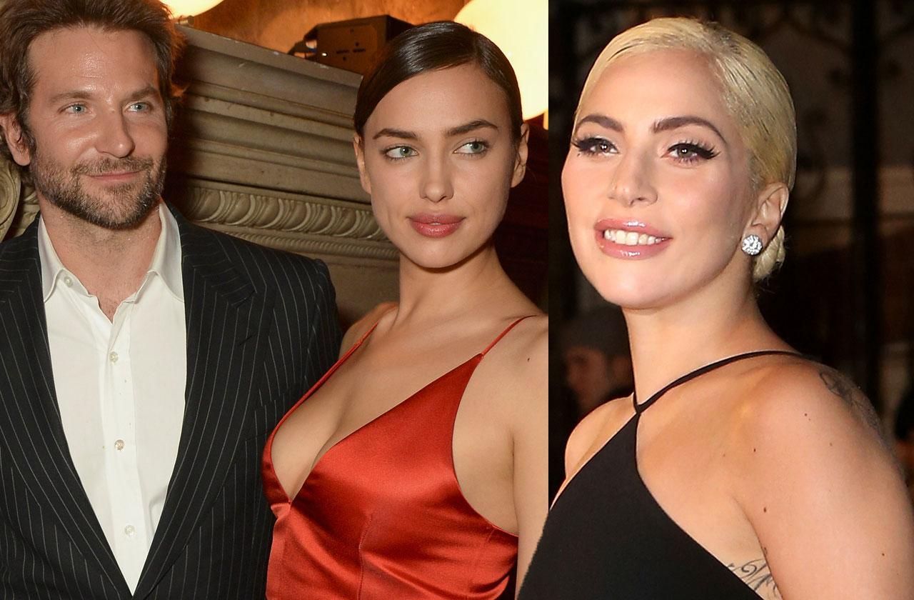 Lady Gaga Godmother Bradley Cooper Baby Lea