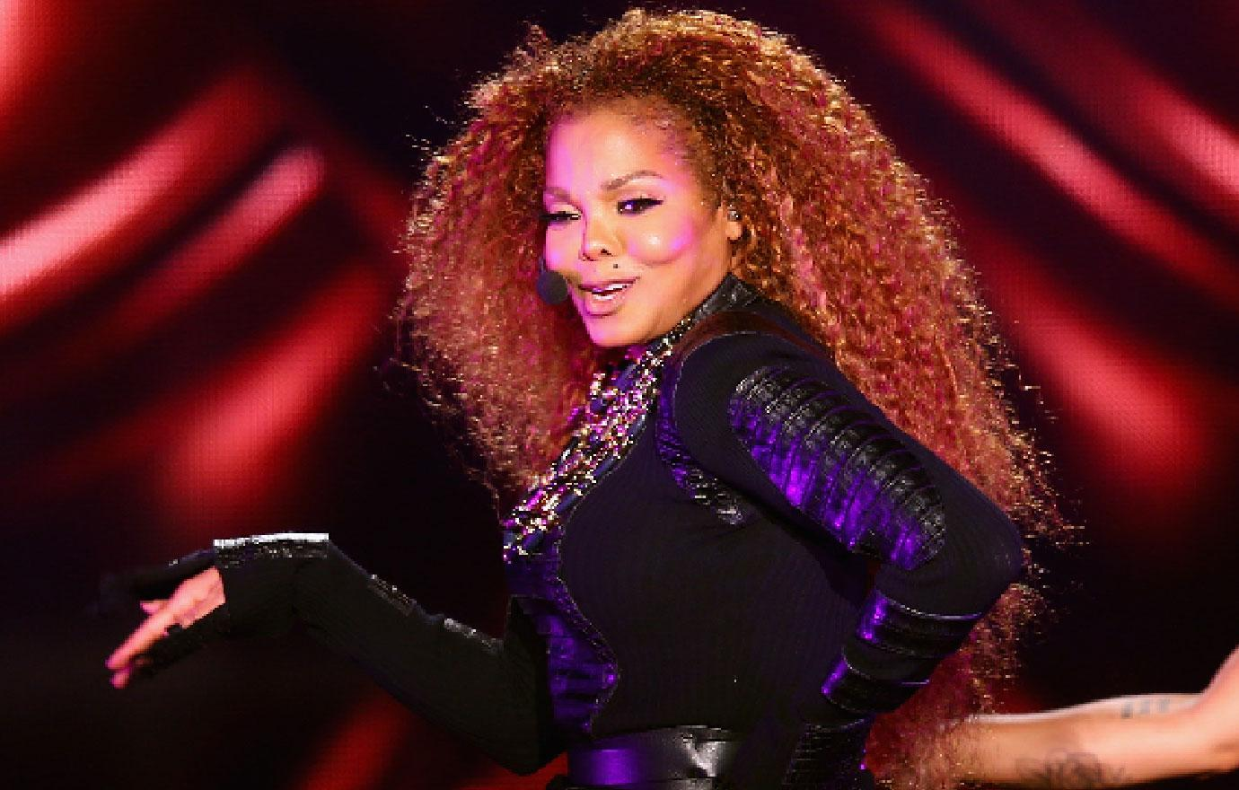 Janet Jackson's New Tour Soft Turnout In Texas
