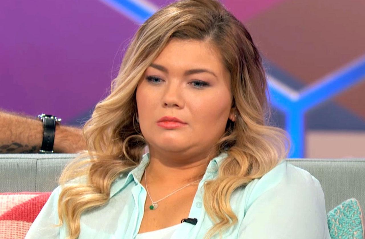 Amber Portwood Quits Teen Mom OG