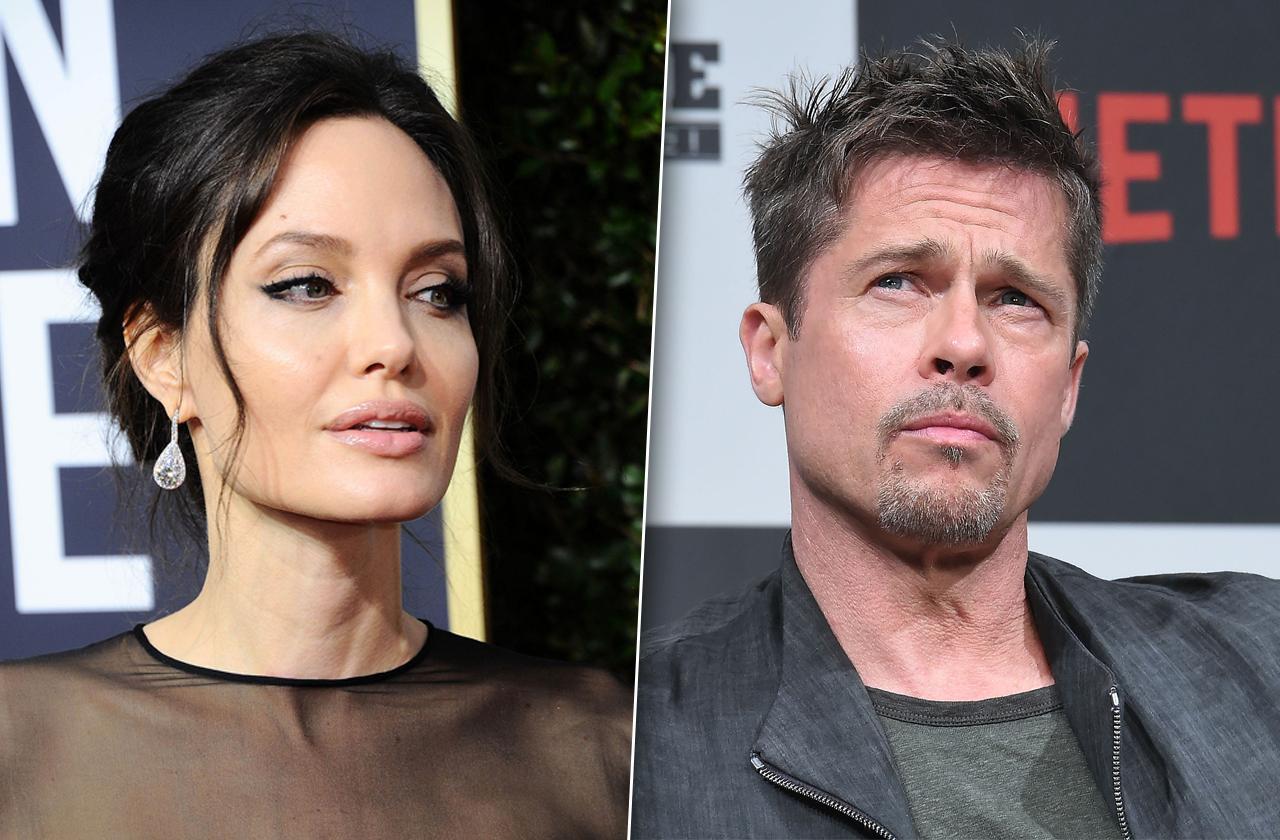 Angelina Jolie Plans Kids Lives Without Brad Pitt