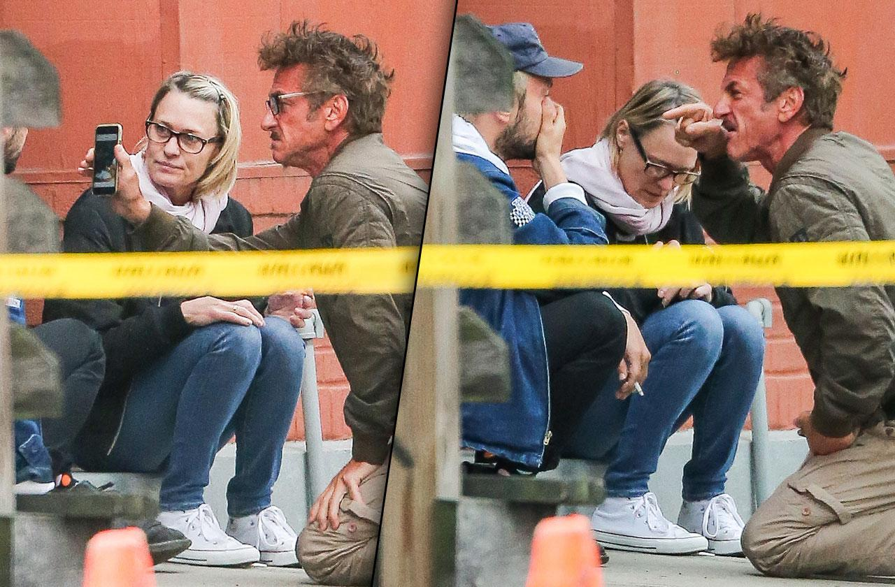 //actor sean penn attack daughter dylan boyfriend pp