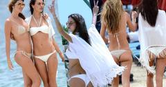 //victorias secret angel bikini alessandra ambrosio butt gisele coria pp