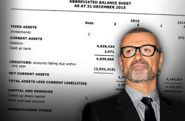 george michael dead money will estate