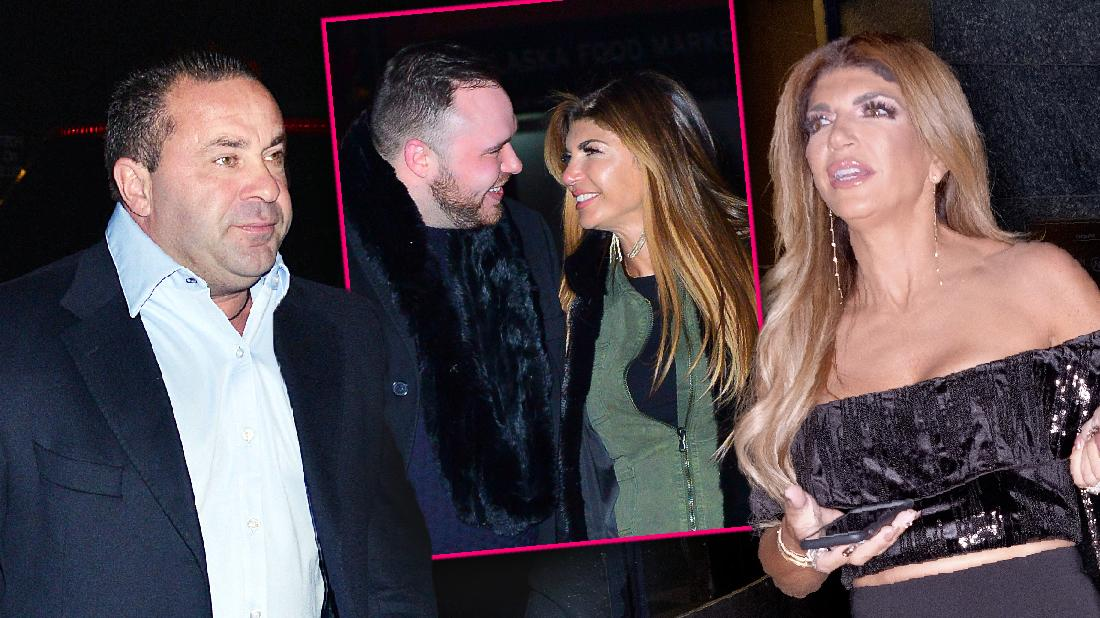Teresa Giudice Claims Joe Was Unfaithful in Andy Cohen interview- Video