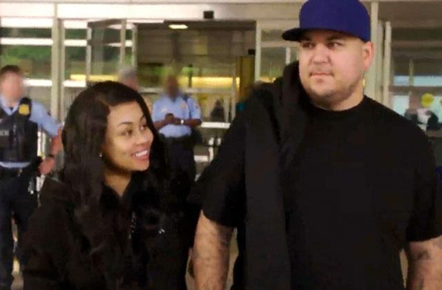 //rob chyna reality show first look fight cheating video pp