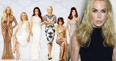 Kathyrn Edwards Late Filming Real Housewives Beverly Hills Production