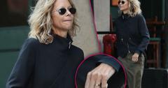 Meg Ryan wedding ring