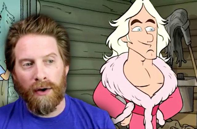 //wwe camp show seth green behind the scenes video pp