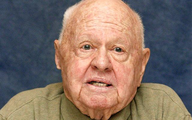 Mickey Rooney Poisoned Daughters