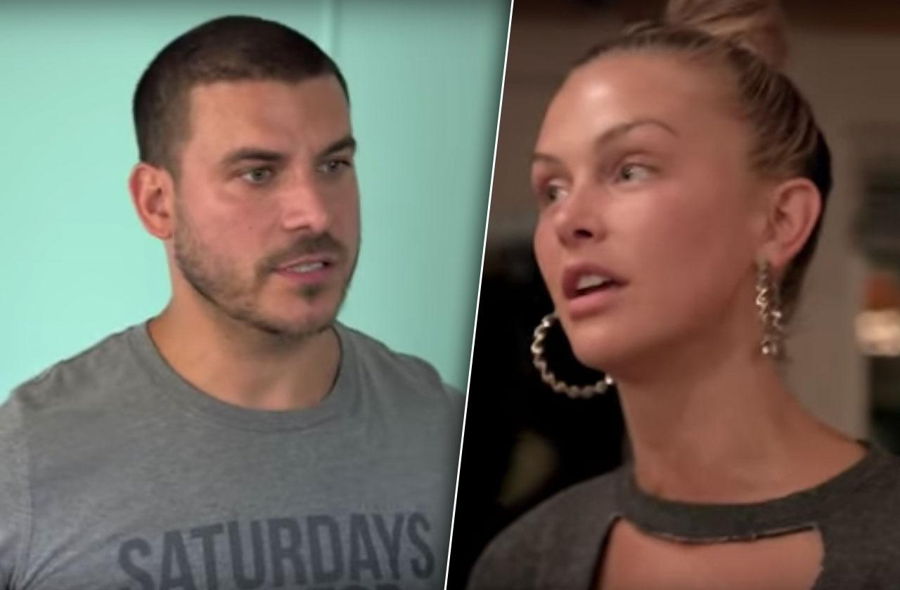 //vanderpump rules recap jax taylor lala kent fight pp