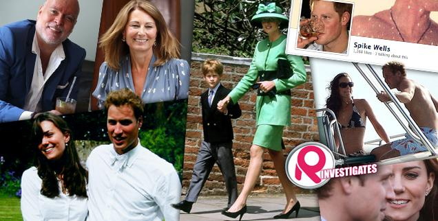 //the royal family revealed secrets william kate harry dont want you to know wide