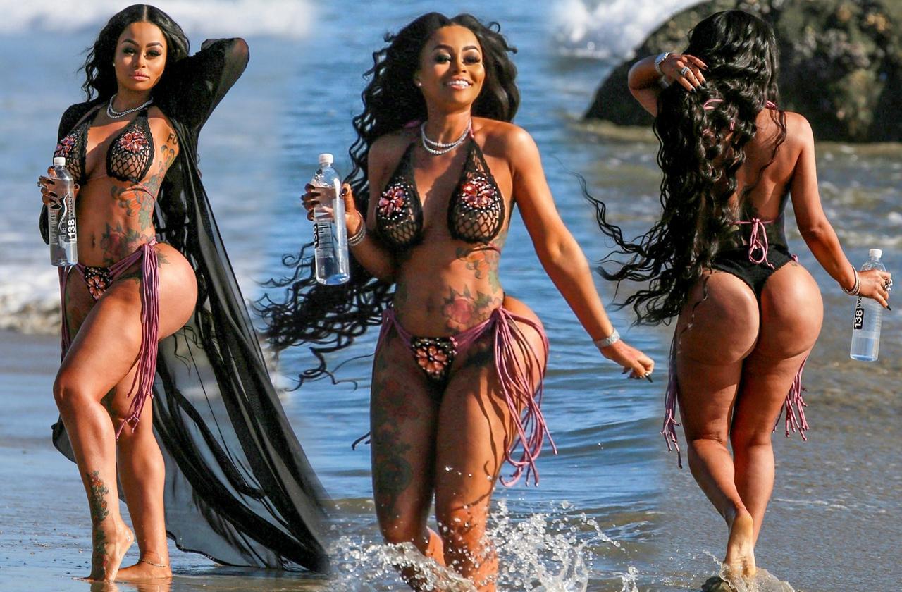 Blac Chyna – Did Rob Kardashian's Ex Get Butt Implants After Sex Tape Leak?