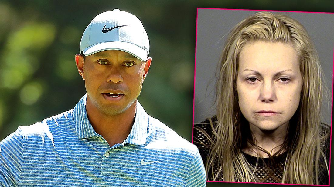 Tiger Woods' Ex-Lover Jamie Jungers Pleads Guilty to Heroin Possession