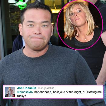 //jon kate gosselin twitter war