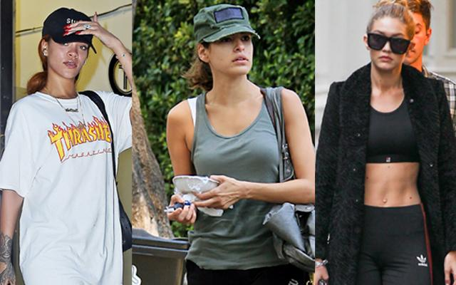 Celebrities Hate Working Out