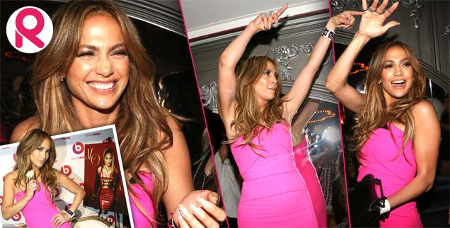 //jennifer lopez dances booty off album release party beats music divorce marc anthony casper smart wide