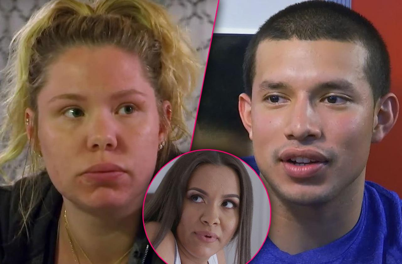 Kailyn Lowry Javi Marroquin Toxic Relationship Briana DeJesus