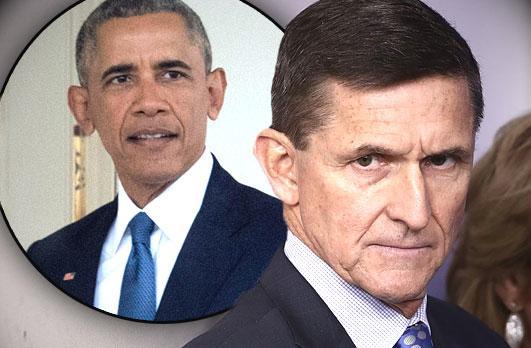 //michael flynn resigns donald trump advisor barack obama pp