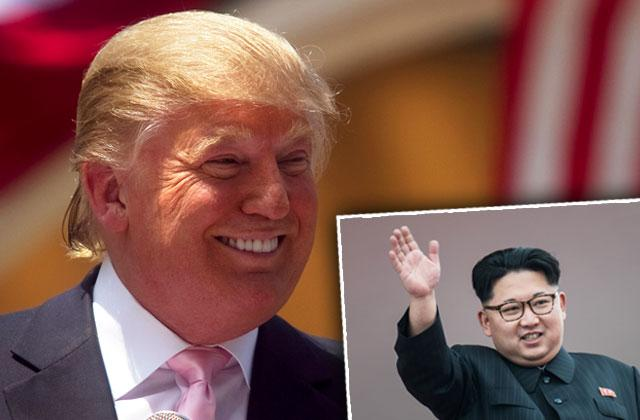 donald trump open meeting kim jong un north korea dictator