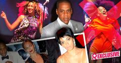 //solange upset jay z weeks wouldnt allow tour opening act sister beyonce wide