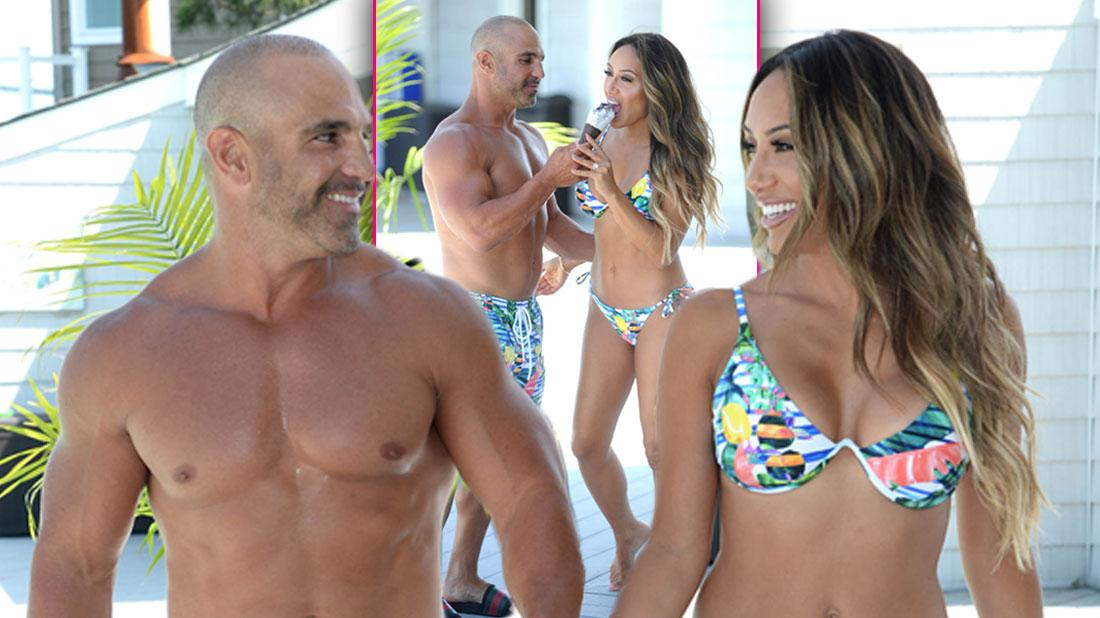 Melissa Gorga Shines In The Sun In Sexy Bikini