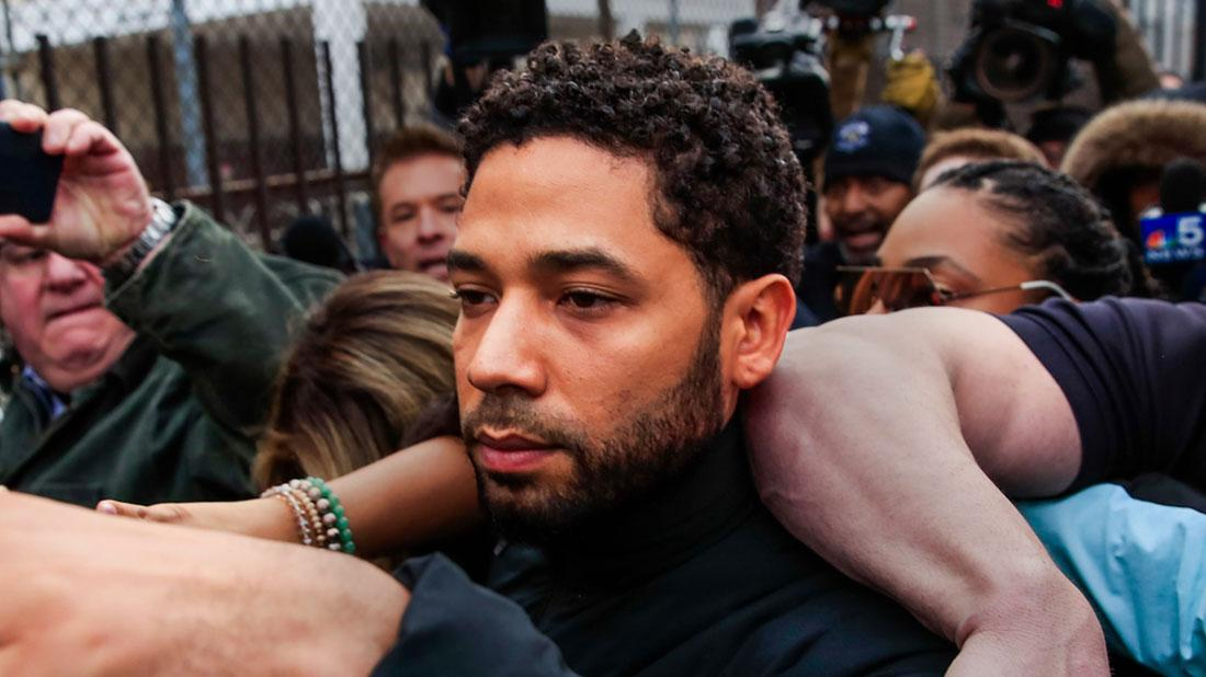 Jussie Smollett Indicted For Allegedly Faking Hate Crime