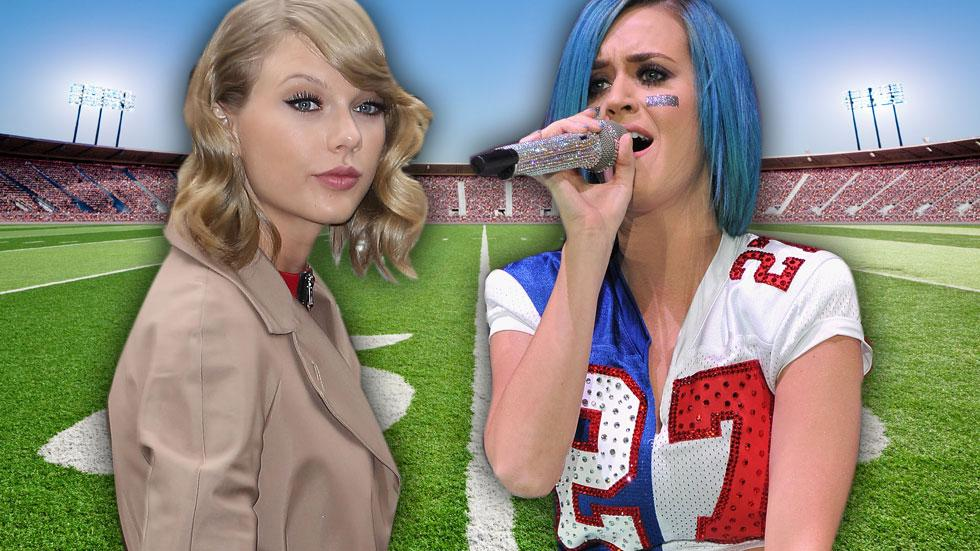 //katy perry taylor swift superbowl