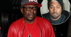 Bobby Brown Threatens Kanye West Album Cover