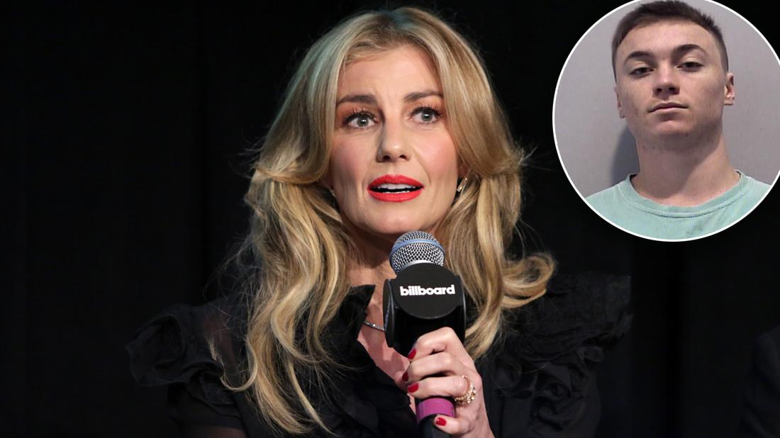 Faith Hill's Nephew Arrested For Possession Of Cocaine & Robbery Before Fatal Crash