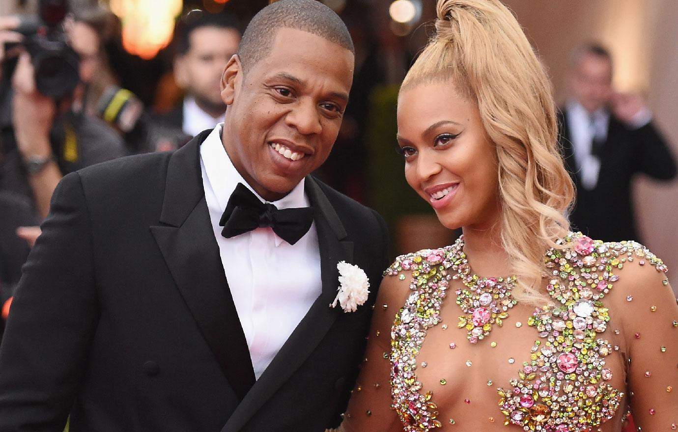 Jay Z Gives Reason For Twins Names Beyonce