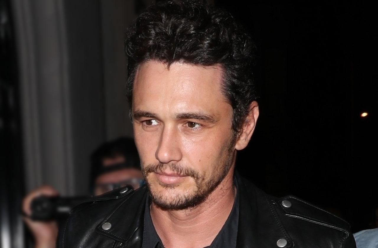 James Franco Sexual Misconduct Students