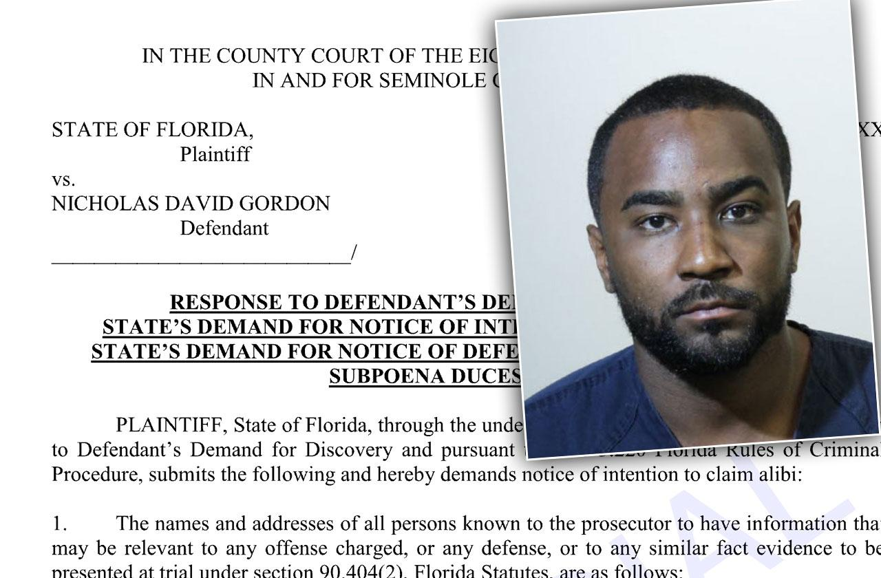 Nick Gordon Video Evidence No Contact Order Violation