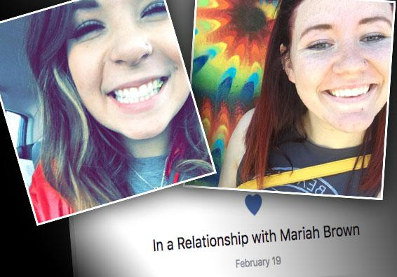 //mariah brown lesbian girlfriend audrey kriss sister wives pp