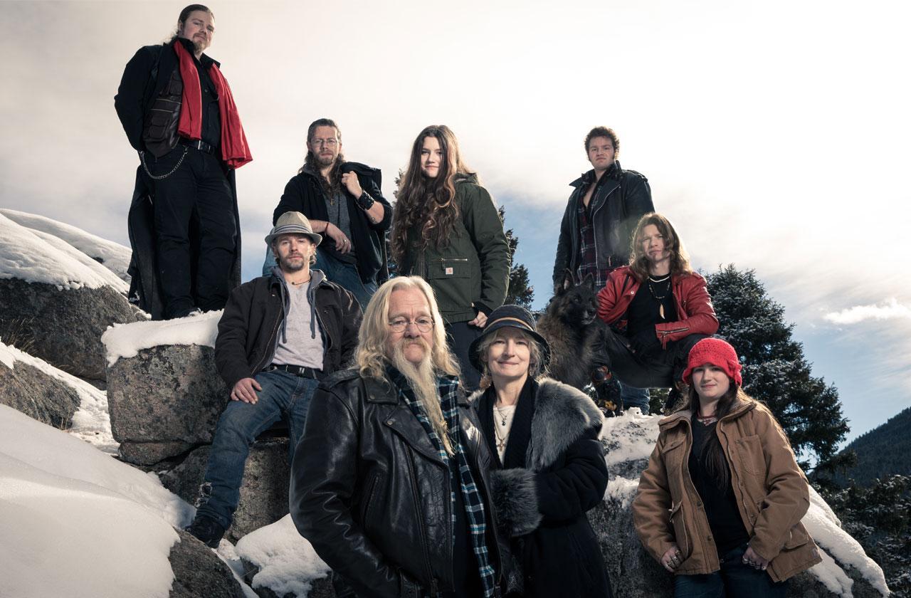 //Alaskan Bush People Left Alaska Ami Brown Cancer pp