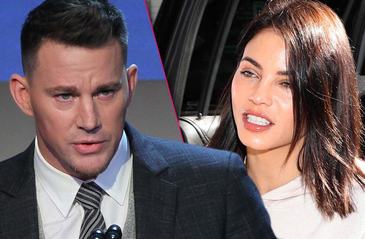 Channing Tatum Jenna Dewan Divorce Challenging Emotional