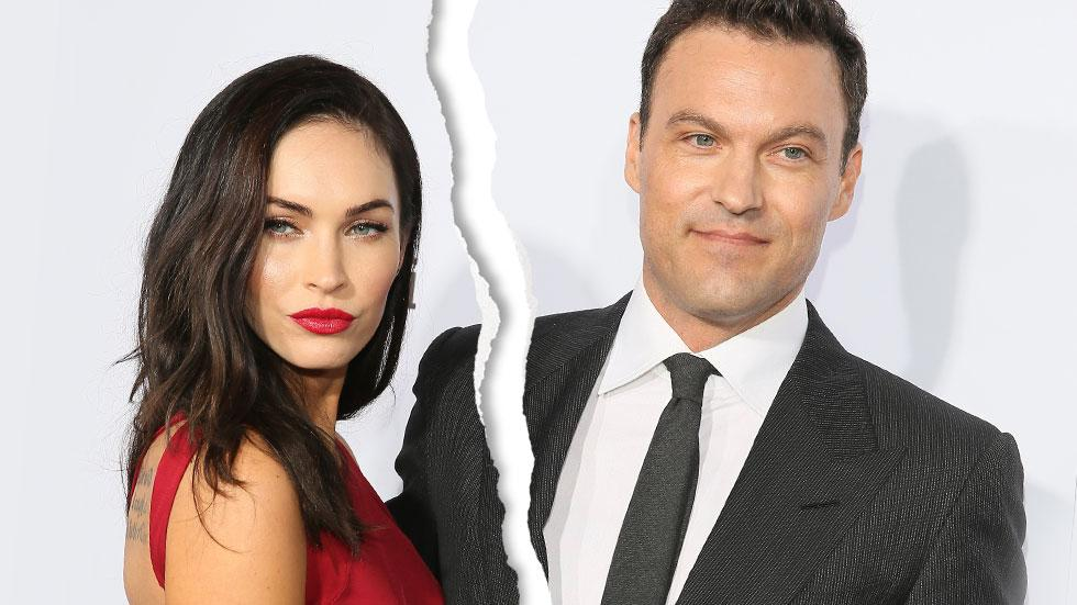 Megan Fox Brian Austin Green Split Separated