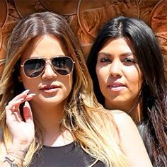 //khloe kourtney kardashian penny pinching freeloaders cheap hamptons locals angry sq