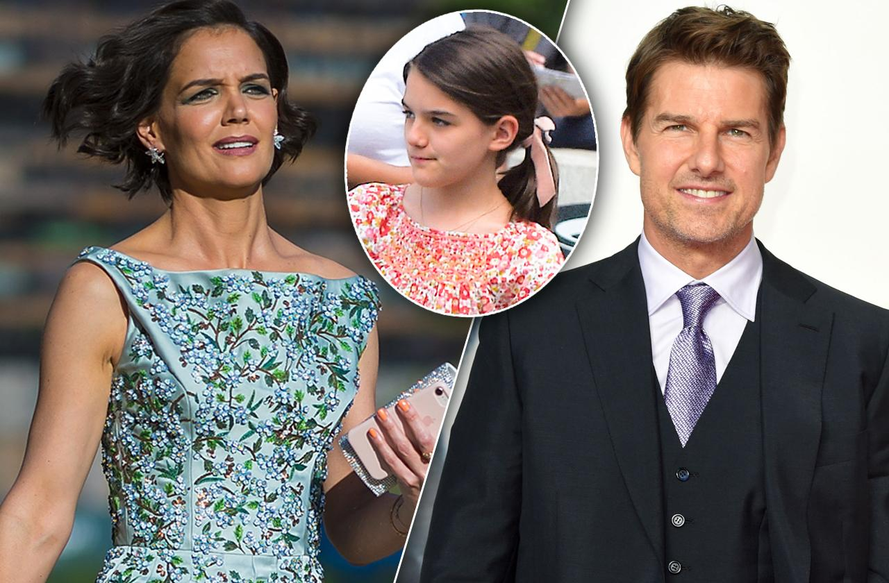 //pp tom cruise take suri from katie holmes desperate reunite daughter