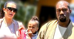 //fans speculate kanye not north west father pp
