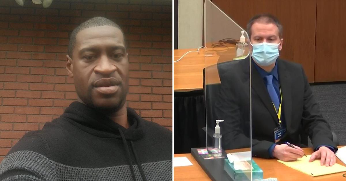 george floyd derek chauvin murder trial speedball drugs found  months later rf