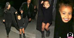 Kim Kardashian Kanye West Swing North West